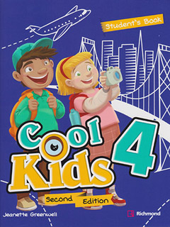 COOL KIDS 4 STUDENTS BOOK PACK (INCLUDE COOL...