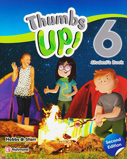 THUMBS UP! 6 STUDENTS BOOK PACK (INCLUDE TEST AND...