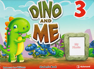 DINO AND ME 3 STUDENTS BOOK PACK (INCLUDE...