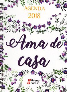 AGENDA 2018 AMA DE CASA