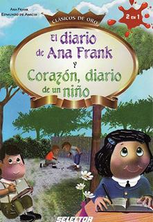 EL DIARIO DE ANA FRANK - CORAZON, DIARIO DE UN...