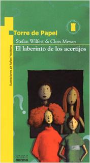 EL LABERINTO DE LOS ACERTIJOS (SERIE AMARILLA)