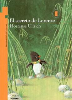 EL SECRETO DE LORENZO (SERIE NARANJA)