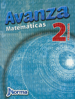 AVANZA MATEMATICAS 2 PRIMARIA CON CUADERNO DE EJERCICIOS