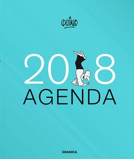 AGENDA 2018 QUINO (VERDE)