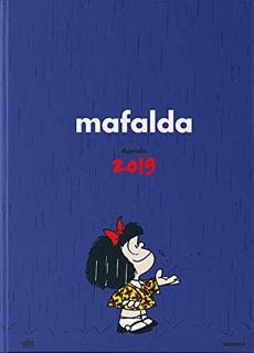 AGENDA MAFALDA 2019 (ENCUADERNADA)