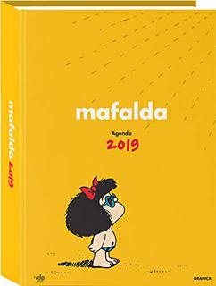 AGENDA MAFALDA 2019 DIA POR PAGINA