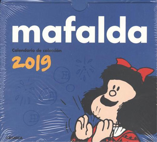 MAFALDA 2019 CALENDARIO DE COLECCION