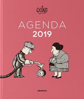 AGENDA QUINO 2019 (ROJA)