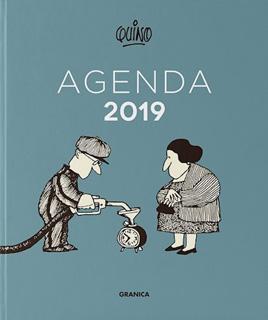 AGENDA QUINO 2019 (AZUL)