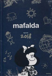 AGENDA 2018 MAFALDA (AZUL)