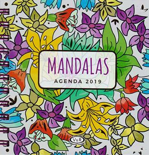 MANDALAS. AGENDA 2019
