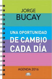 AGENDA 2016 JORGE BUCAY