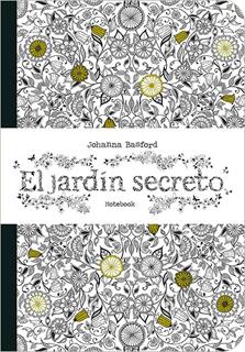 EL JARDIN SECRETO: NOTEBOOK