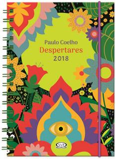 AGENDA 2018 PAULO COELHO, DESPERTARES (ANILLADA)