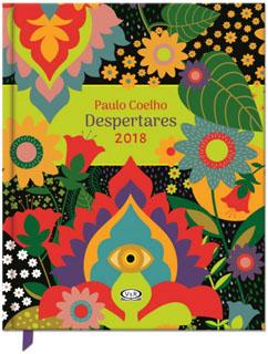 AGENDA 2018 PAULO COELHO, DESPERTARES (CARTONE)