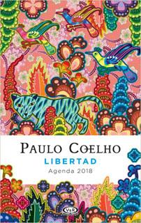 AGENDA 2018 PAULO COELHO, LIBERTAD (FLEXIBLE)