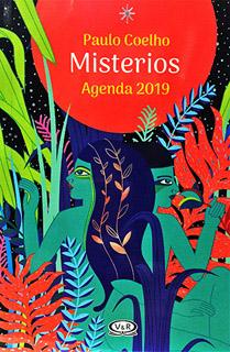 AGENDA 2019 PAULO COELHO. MISTERIOS (BOLSILLO)