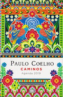 PAULO COELHO, CAMINOS. AGENDA 2019 (FLEXIBLE)