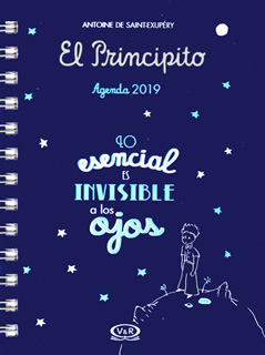 EL PRINCIPITO. AGENDA 2019