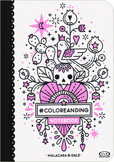 COLOREANDING NOTEBOOK