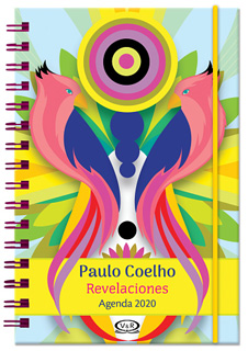 AGENDA 2020 PAULO COELHO: REVELACIONES (ANILLADA)