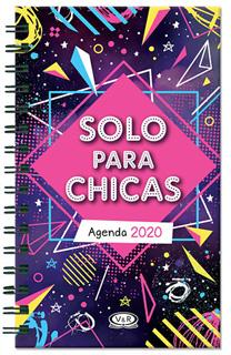 AGENDA 2020 SOLO PARA CHICAS (POCKET)