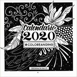 CALENDARIO 2020 COLOREANDING