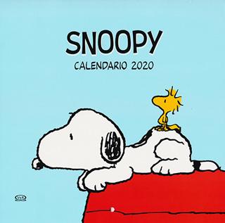 CALENDARIO 2020 SNOOPY