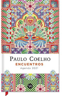 AGENDA 2021 PAULO COELHO: ENCUENTROS (FLEXIBLE)