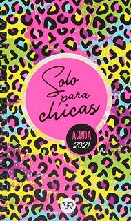 AGENDA 2021 SOLO PARA CHICAS (POCKET)