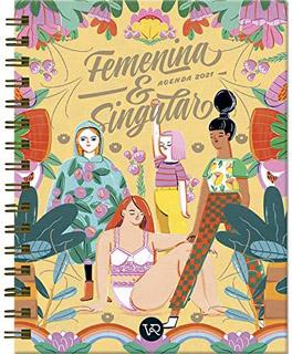 AGENDA 2021 FEMENINA Y SINGULAR