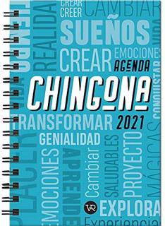 AGENDA 2021 CHINGONA