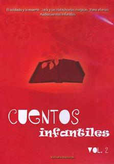 CUENTOS INFANTILES VOL. 2 (AUDIOLIBRO)