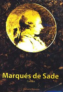 CUENTOS DEL MARQUES DE SADE (AUDIOLIBRO)