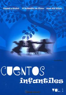 CUENTOS INFANTILES VOL. 1 (AUDIOLIBRO)