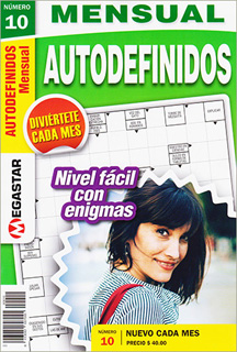 AUTODEFINIDOS MENSUAL