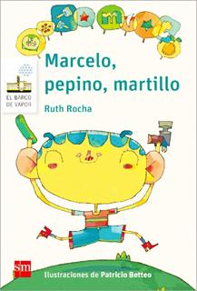 MARCELO, PEPINO, MARTILLO (SERIE BLANCA)