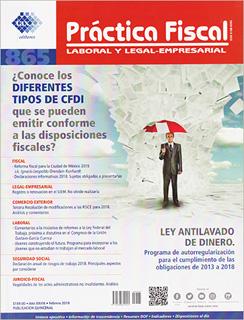 REVISTA PRACTICA FISCAL NUM 865 1A. DE FEBRERO...