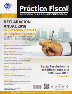 REVISTA PRACTICA FISCAL NUM 866 2A. DE FEBRERO...