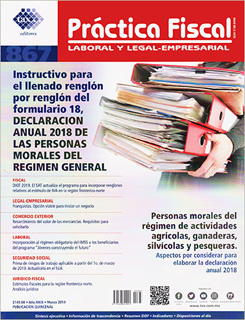 REVISTA PRACTICA FISCAL NUM 867 1A. DE MARZO DEL...