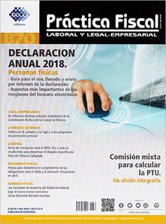 REVISTA PRACTICA FISCAL NUM 870 2A. DE ABRIL DEL...