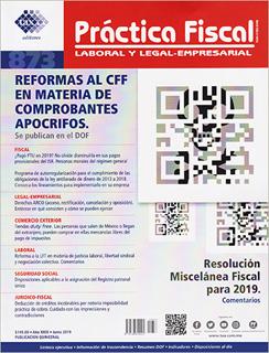 REVISTA PRACTICA FISCAL NUM 873 1A. DE JUNIO DEL...
