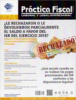 REVISTA PRACTICA FISCAL NUM 874 2A. DE JUNIO DEL...