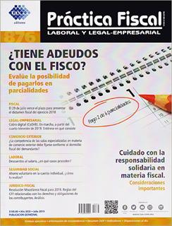 REVISTA PRACTICA FISCAL NUM 876 2A. DE JULIO DEL...