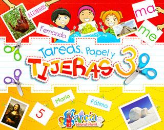 TAREAS, PAPEL Y TIJERAS 3