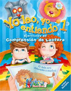 YO LEO, YO ENTIENDO 1: EJERCICIOS DE COMPRENSION...
