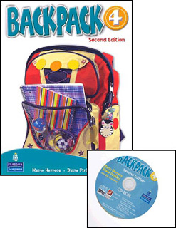 BACKPACK 4 STUDENTS BOOK (INCLUDE CD)