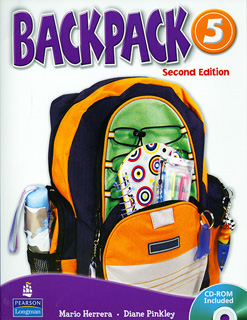BACKPACK 5 STUDENS BOOK (INCLUDE CD)