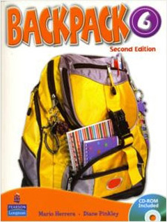 BACKPACK 6 STUDENTS BOOK (INCLUDE CD)
